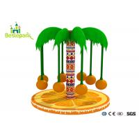 Cheap Baby Indoor Soft Playground Ball Pool Theme For Amusement Park / Kindergarten wholesale