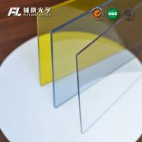 Scratch Proof 19mm Acrylic Sheet Anti Static Coating With 40-85% Light Transmission