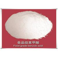 Sodium Benzoate As Food And Beverage Additives , Sodium Benzoate In Food Preservation