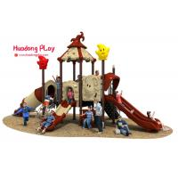 Cheap Magic House Series Slide Play Equipment Small Size Fashion Cute Design High Reliability wholesale
