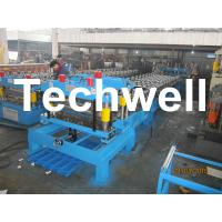 Cheap Steel Metal Roof Tile Cold Roll Forming Machine For Roof Cladding, Wall Cladding wholesale