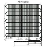Cheap Durable anti - corrosion Eergy efficient Low carbon steel Bundy Tube Condenser for R134a Cooling System wholesale