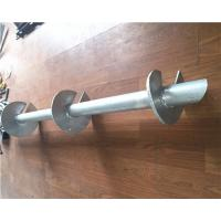 Cheap High Strength Grounding And Earthing Products House Foundation Helical Screw Piles wholesale