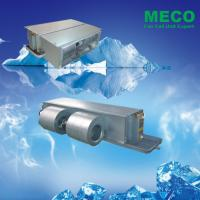 Cheap Ceiling Concealed Air Conditioning Units , 200CFM Horizontal Ducted Fan Unit wholesale