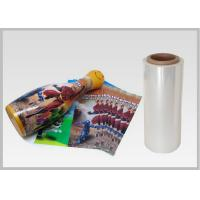 Cheap Transparent Compostable Biodegradable Shrink Film High Flexural Strength wholesale