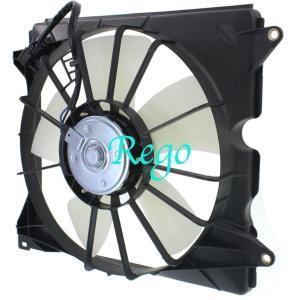 Cheap New Car Radiator Cooling Fan For Honda Accord 13-16 L4 2.4L (Denso)/ V6 3.5L Engine wholesale