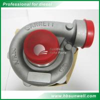 Cheap Original/Aftermarket  High quality TB4122 diesel engine parts Turbocharger  466214-0024 for Mercedes Benz Truck wholesale