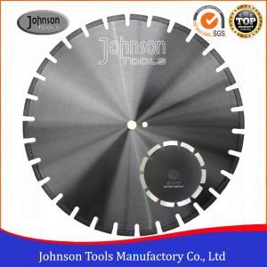 Cheap Fast Asphalt Cutting Blades 105 - 600mm Laser Welded Diamond Saw Blade wholesale