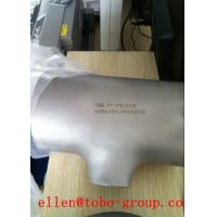Cheap ASTM A815 ASME SA815 CRS32202 stainless steel piping fittings wholesale