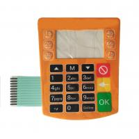 Cheap Transparent Window Standard Membrane Switch Light Weight Good Tactile Feeling wholesale