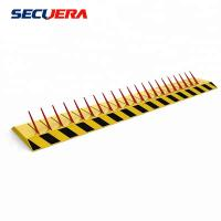 Buy cheap A3 Stainless Steel Remote Control Parking Bollards Tyre Killer Security Traffic from wholesalers