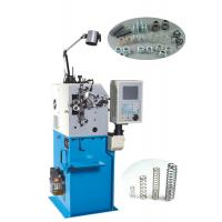 Cheap Nice Structured Spring Coilers 550 Pcs/Min , Automatic Oiling Spring Winding Machine for sale