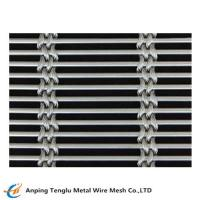 Cheap Stainless Steel Cable Mesh Cable pitch: 50mm Cable diameter: 2.0mm X 4 wholesale