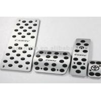 Cheap TOYOTA Automobile Spare Part Aluminum Alloy Pedal Pads , Auto Spare Parts wholesale