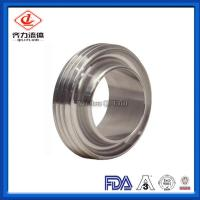 Cheap Dust Proof Stainless Steel Tri Clamp Fittings For  Chemical  Beverage Industry wholesale