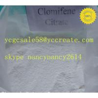 Buy cheap Anti Estrogen Steroids Clomiphene Citrate from wholesalers