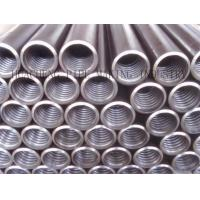 Cheap Shot Blasting Seamless Drilling Steel Pipe with PED ISO Certificated , YB235 45MnMoB DZ60 wholesale