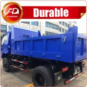 Cheap Foton 4x4 forland dump truck light forton truck for Sierra Leone wholesale