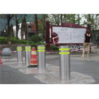 Cheap Vehicle Control automatic parking bollards Heavy Duty Road Barrier wholesale
