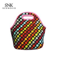 China Water Repellent Wetsuit Material Bento Lunch Bag on sale