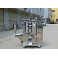 Cheap Small Bag Jam / Grease / Shampoo Packing Machine 220V 50HZ 3.8KW wholesale