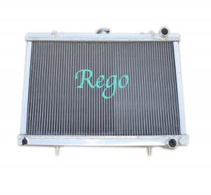 Cheap Polished Cooling Aluminum Car Radiators Tube Fin Core For Nissan Skyline R32 Au wholesale