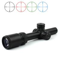 Buy cheap Military Equipment Ar15 Optic Hunting Rifle Scopes 1-6x20 Three Colors from wholesalers