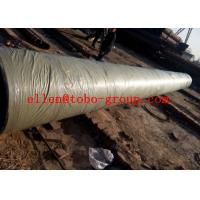 Cheap Cold Drawing Stainless Steel Round Pipe ASTM A312 UNS S31254 254MO wholesale