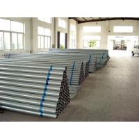 Cheap Galvanized Steel Pipes Widely Used in Bridge Construction , Threading Pipe, Building Steel wholesale