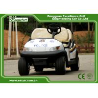 Cheap Convenient 4 Wheel Electric Security Vehicles Without Roof , 1 Year Warranty wholesale
