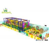 Buy cheap Commercial Indoor Playground Equipment With CE TUV PICC Certificates from wholesalers