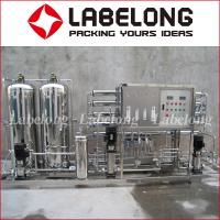 Cheap Industrial RO System High Precision , Automatic Reverse Osmosis Machine wholesale