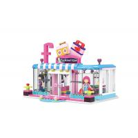 Cheap 453 Pcs City Girl Plastic Building Blocks Educational Toys Age 6 Lego Style wholesale