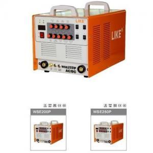 Cheap MOSFET Inverter AC/DC Pulse TIG Welding Machine wholesale