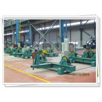 Buy cheap Conventional Pipe Turning Roll With Anti Drift Function For Tube Seam Welding from wholesalers