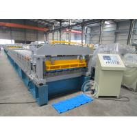 Cheap 1200mm Alumoinium Coil Metal Roofing Roll Forming Machine Popular In Nigeria Market wholesale