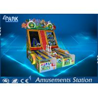 Cheap Indoor Mini Bowling Amusement Game Machines Indoor Arcade Game With 42 Inch LCD wholesale