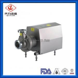 Cheap Negative Pressure Sanitary Centrifugal Pump Self Priming Centrifugal Pump wholesale
