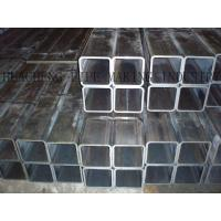 Cheap Normal Carbon Steel Tubing Rectangular Welded DIN EN 10210 DIN EN 10219 wholesale