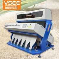 Cheap Automatic Grade 384Channels 6 Ways CE certificated Thai rice ccd color sorter machine wholesale