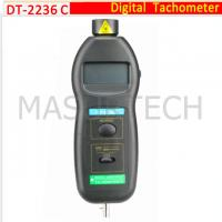 Cheap 2in1 Portable Digital Laser Non-Contact & Contact Tachometer DT-2236C wholesale