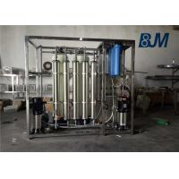 Cheap 1 Ton Per Hour One Stage RO Water Purifying Equipment For Drinking Water wholesale