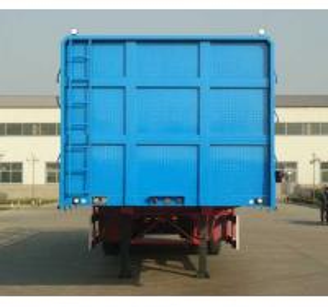 Cheap Cargo Flatbed Semi-Trailer 40T heavy duty trucks - CIMC VEHICLE wholesale