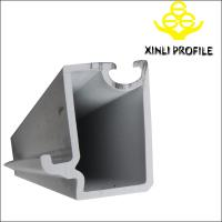 Buy cheap Excellent Heat Preservation 88 Single Glazing Bead plastic pvc profile from wholesalers
