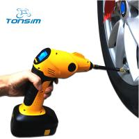 Cheap 2017 Tonsim new style portable cordless air pump tire inflator wholesale