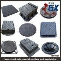Cheap GX Casting Vented Watertight Manhole Cover with Competitive Price wholesale