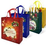 Cheap Biodegradable Non Woven Handbag Environmentally Friendly Shopping Bags wholesale