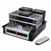China Push-pull Integrated Stereo Tube Amplifier with 180W Power Consumption on sale