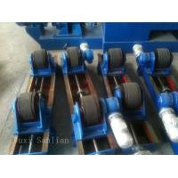 Cheap Rubber Pipe Welding Turning Rolls wholesale