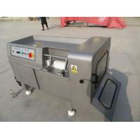 Cheap QD-350 Fresh Meat Cube Cutting Machine , Commercial Meat Dicer Machine wholesale